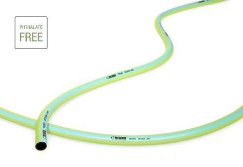 1//2 Zoll inklusive  Comfort Armaturen REHAU Gartenschlauch DESIGN LINE 25 mtr