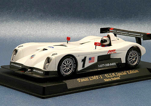 FLY E91 Panoz LMP - USA Limited Edition Mario Andretti NEW NEW
