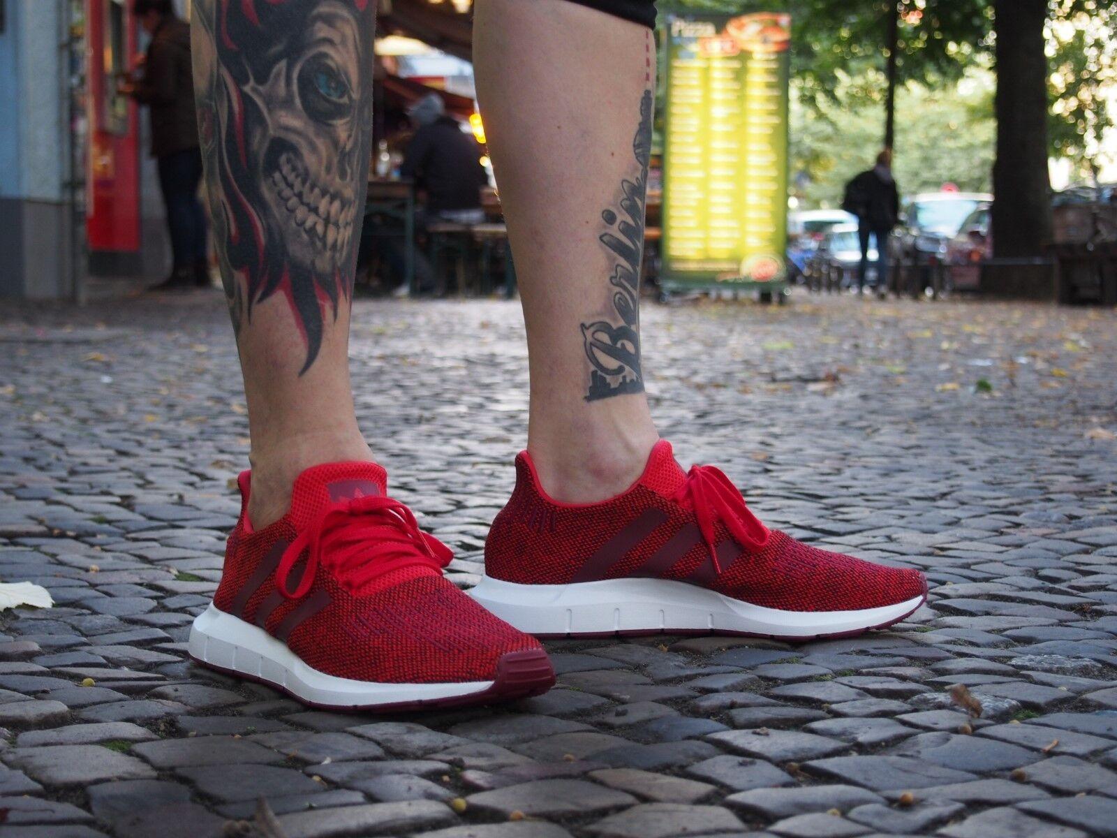 Adidas Schuh Originals Swift Run Schuh CG4117 rot Rot nmd flux Turnschuh NMD NEU