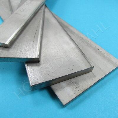1 Edelstahl Silber Matt Flach Magnetverschluss DIY für 10.7mmx6.9mm Lederband