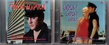 Elvis Presley 2 CD's - The Elvis Acetates Vol. 1 + 2 / Fun in Acapulco + Girls..