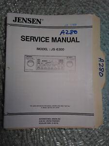 John deere 6300 service manual.