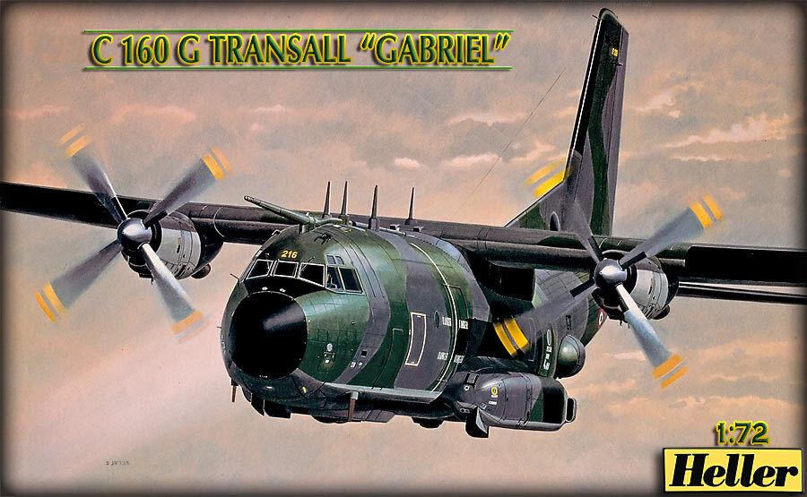 Heller 1 72 Transall C-160G Gabriel