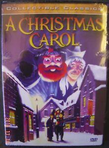 image is loading a christmas carol dvd animated holiday movie cartoon - A Christmas Carol Animated