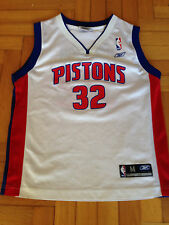 Canotta Jersey Nba Hamilton Detroit Pistons Reebok 10 12 Youth Jordan Basket VTG
