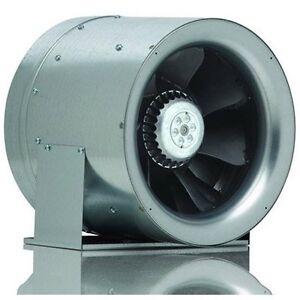 Can Fan Max Fan 10 1019 CFM inline scrubber exhaust ventilation