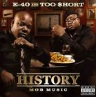 History Mob Music by E-40 CD 852020002539