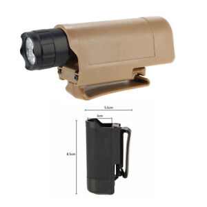 Tactical-Flashlight-Pouch-Case-Bag-Holster-For-LED-Flashlight-Torch