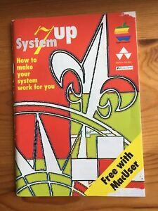 Système 7 Up-vintage Computer Livret-apple, Addison-wesley-afficher Le Titre D'origine Acheter Un En Obtenir Un Gratuitement