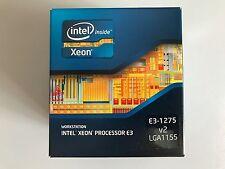 Intel Xeon E3-1275V2 - 3,5 GHz Quad-Core (BX80637E31275V2) Prozessor