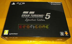 GRAN-TURISMO-5-SIGNATURE-EDITION-Ps3-GT-Versione-Italiana-COMPLETO-AI