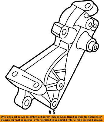 Buy Ford Oem Alternator Bracket 3c2z10a313aa Image 5 Online