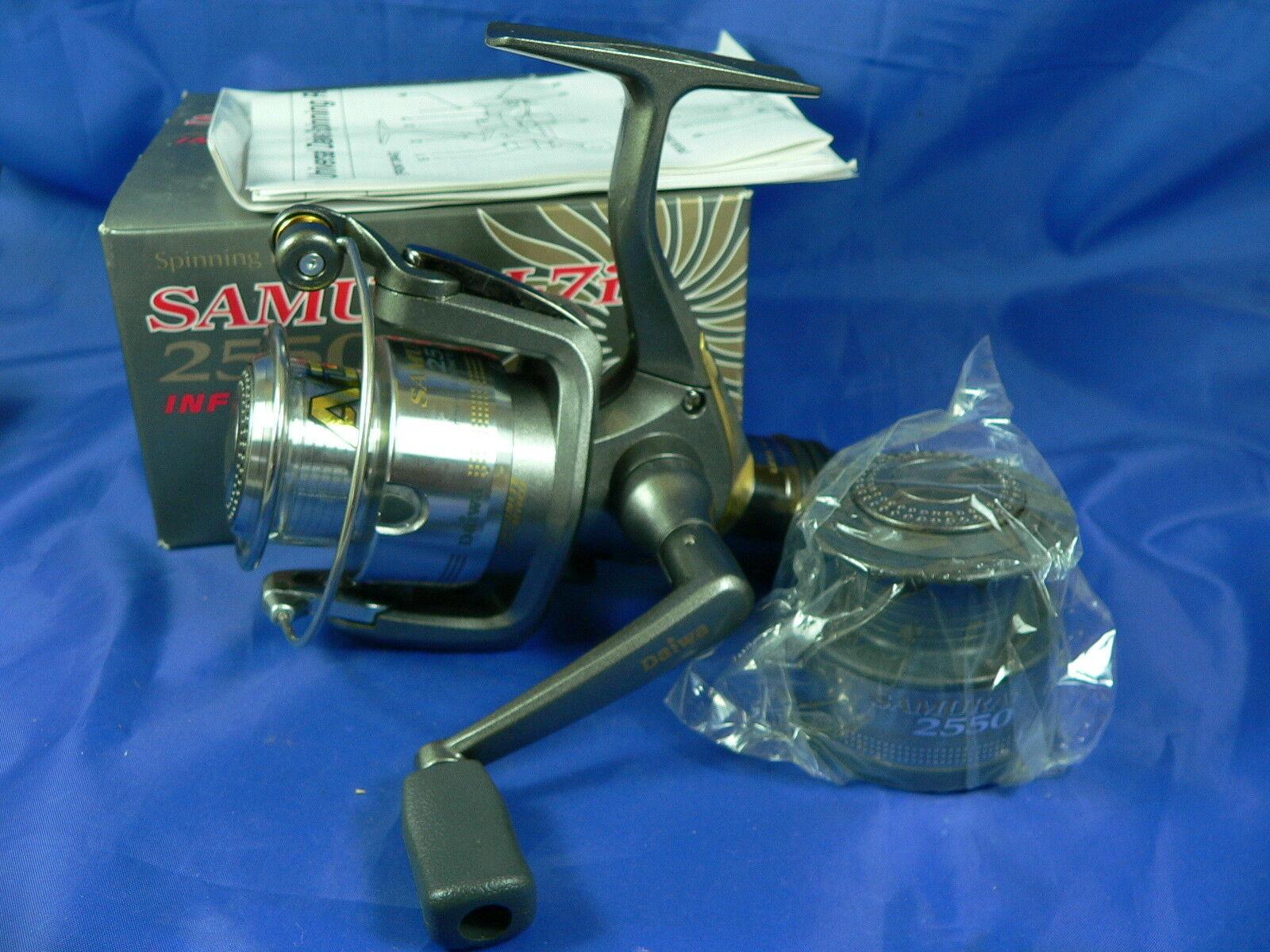 Mulinello Mulinello Mulinello Daiwa Samurai-7i 2550, spinning, pesca bolognese, pesca mare, fiume c3291d