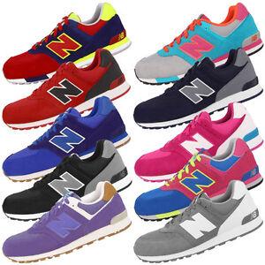 New-balance-KL-574-zapatos-kl574-ocio-cortos-KD-ml-WL-WR-373-muchos-colores