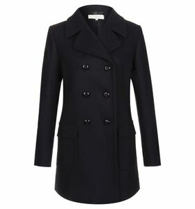 rrp £229 New Hobbs Size Navy 16 Coat Kasia pxgqawUf