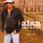 What I Do by Alan Jackson (CD, Apr-2010, Sony Music Entertainment)