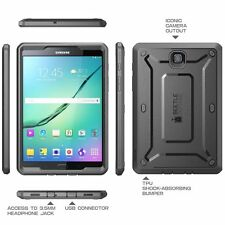 "SUPCASE Samsung Galaxy Tab S2 (9.7"") UBPro Rugged Protective Bumper Case - Black"
