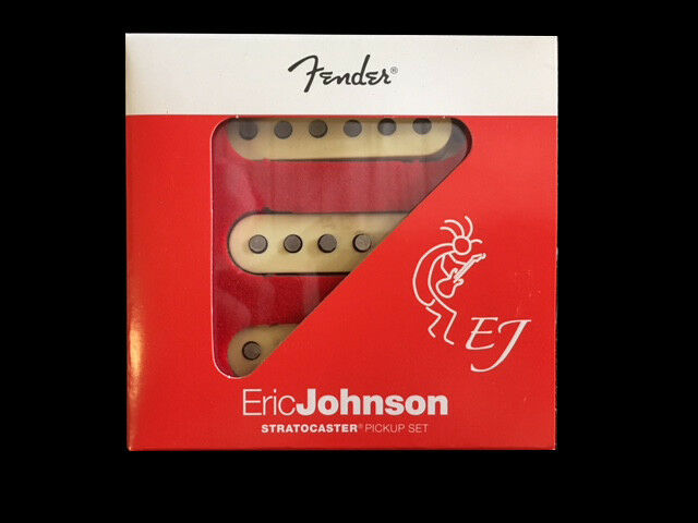 Fender Eric Johnson Stratocaster Strat Pickup Set