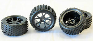 BUGGY-ROUES-1-10-LRP-HPI-TAMIYA-TRAXXAS-AMEWI-HSP-CARSON-REELY-XTC-DF-JAMARA-WT