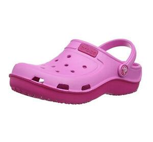 3fd981ac0dd993 Image is loading Crocs-Duet-Wave-K-Clog-Toddler-Little-Kid-