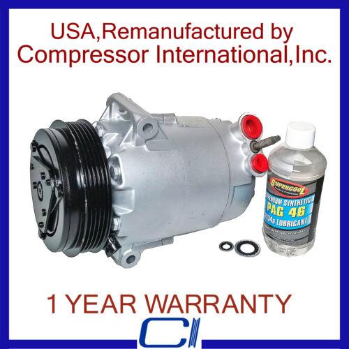 04-06 Malibu 2.2L,02-04 Alero 2.2L,02-05 Grand Am 2.2L OEM A//C Compressor