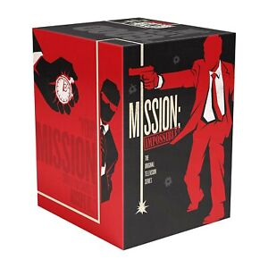 Mission Impossible: The Original TV Series DVD Region 1 (US, Canada)