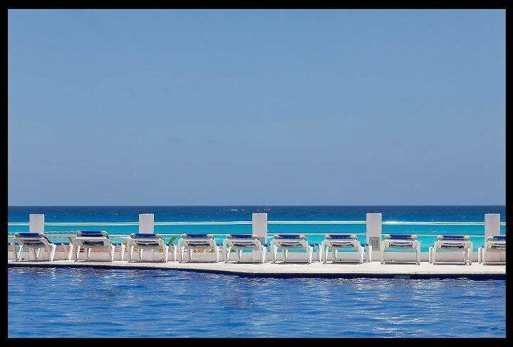 Renta Vacacional en Cancun con playa y 3 albercas en zona hotelera
