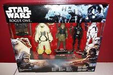 Rogue One Set Of 4 Vinyl Figures Funko Pop Star Wars 185,186,187,189