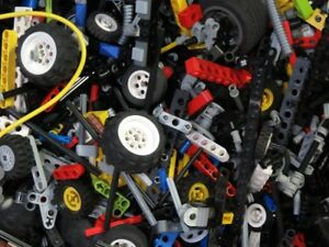 1 Kg Lego Technik Assortiment Épingles Lieftarme Etc. Env. 500 Pièces Technique