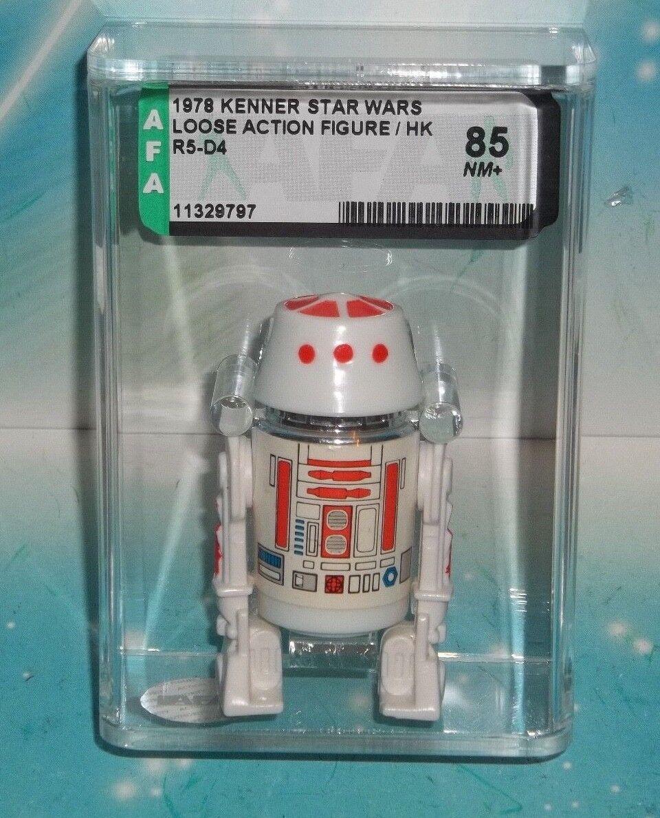 Star - wars - jahrgang 1978 (r5-d4 tatooine astro - droide abbildung coo hk afa - 85