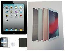 Open Box Apple iPad 2 Bundle 16GB 9.7inch Black Wi-Fi Only - Plus Free Shipping!