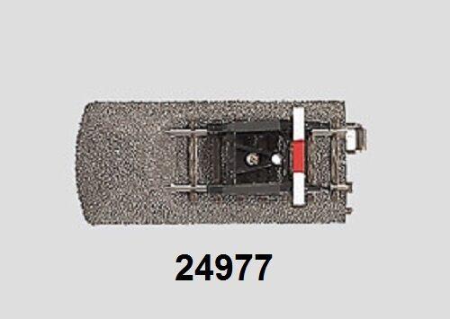 Märklin H0 24977 C-Gleis Gleisende mit Prellbock NEU OVP