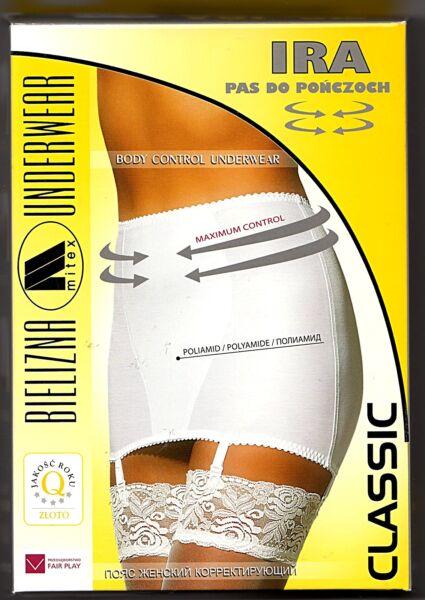 Mieder-Strapsgürtel Hüfthalter Strumpfhalter Miedergürtel Bauchweg-Gürtel EU