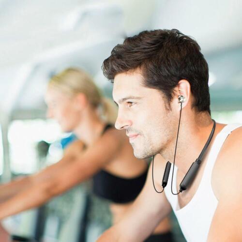 Bluetooth Sport-Kopfhörer Headset Magnetischer In-Ear-Kopfhörer Schweißfest