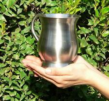 NATLA Jewish Hand Washing Cup,Netilat Yadayim, Stainless Steel,Judaica Synagogue