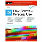 101 Law Forms for Personal Use by Nolo Press Editors (2013, Paperback)