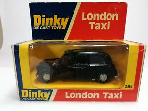 Dinky-Toys-284-Black-London-Taxi-larger-box