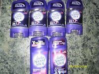 6lady Speed Stick Variety Pack Antiperspirant-deodorant // Free Usa Shipping