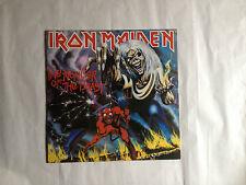 Iron Maiden The Number Of The Beast 1993 LP Korea Hard Rock Metal