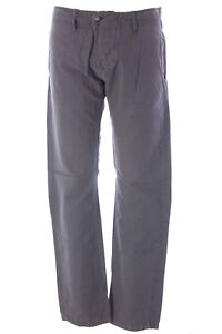 BLUE-BLOOD-Men-039-s-Journey-Slate-Broken-Linen-Pants-MBLS0759-250-NWT