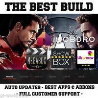 Amazon Fire Stick KODI 16.1 FULLY LOADED  ✅ MOVIES ✅ TV SHOWS ✅ SPORTS ✅ PPV