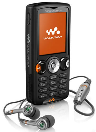 1 of 1 - Sony Ericsson W810 Black GSM Small lovely music phone Unlocked free shipping