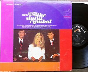 POP-ROCK-LP-THE-STATUS-CYMBAL-In-The-Morning-RCA-VICTOR-LSP-3993-stereo-DG