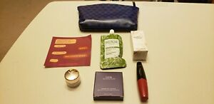 Ipsy-Glam-Bag-new-PURPLE-W-BLACK-HEARTS