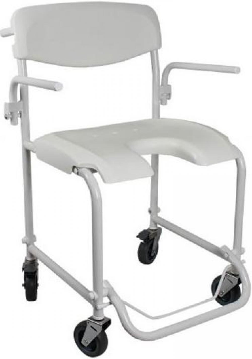 s l1600 - Silla de baño con ruedas Invacare QA-00315/01