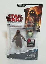 2009 Star Wars Legacy Collection Jawa & Security Droid BD39, R4-P44 Head