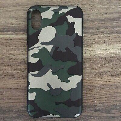 COVER CUSTODIA HUAWEI P20 LITE PRO MIMETICA MILITARE Morbida silicone SMARTPHONE | eBay