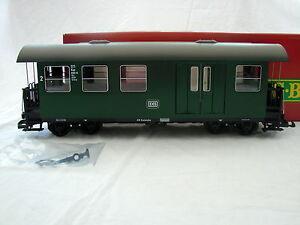 LGB-3071-DB-German-Federal-Railways-Combine-Passenger-Coach-Car-G-Scale