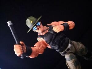 GI Joe Classified SGT. Slaughter Custom Action Figure
