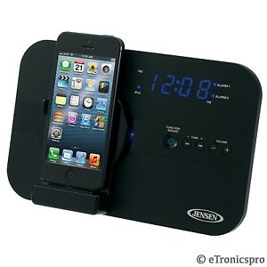 iphone 5 5s ipod touch 5 gen nano 7 dock docking station speaker audio system ebay. Black Bedroom Furniture Sets. Home Design Ideas